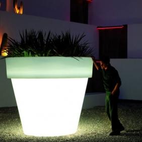 MACETA - jardinière lumineuse