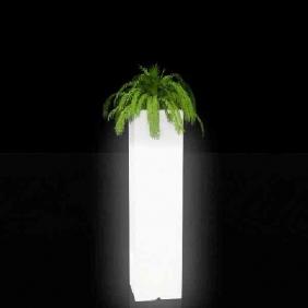 TORRE CUADRADA - jardinière lumineuse