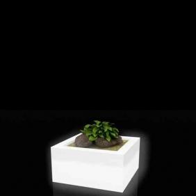 LAND - jardinière lumineuse