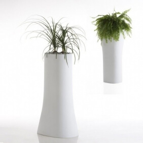 BONES - pot reversible H100 cm