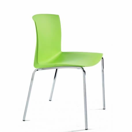 PULL - chaise de collectivité (lot de 4)