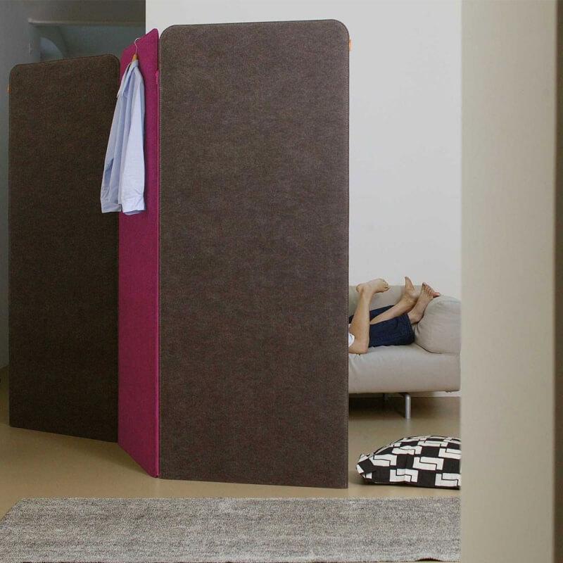 paravent retractable interieur amazing decor de chambre paravent photo gifi la nouvelle fa on. Black Bedroom Furniture Sets. Home Design Ideas