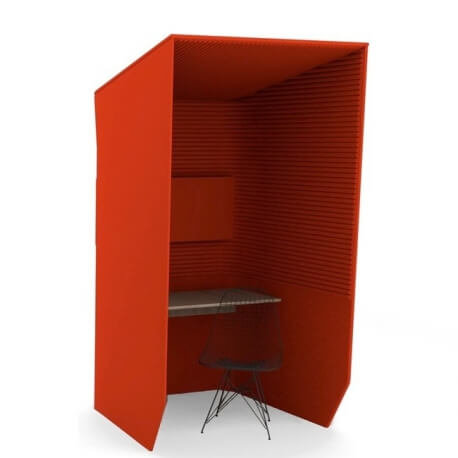 BUZZIBOOTH - cabine acoustique