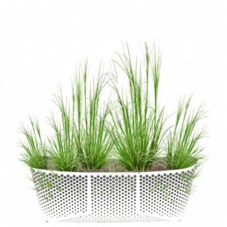 LAORUS - jardinière rectangulaire