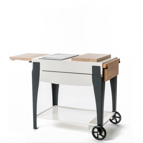 MOBICOOK DUO GRILL - trolley à induction