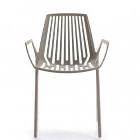 RION - 2 chaises à accoudoirs