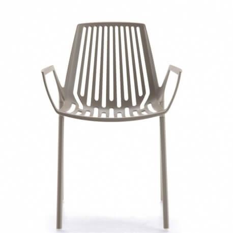 RION - chaise à accoudoirs