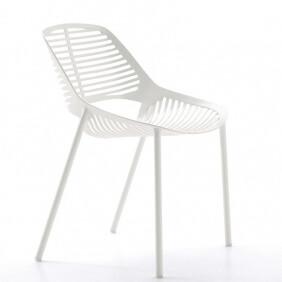 NIWA - chaise en aluminium
