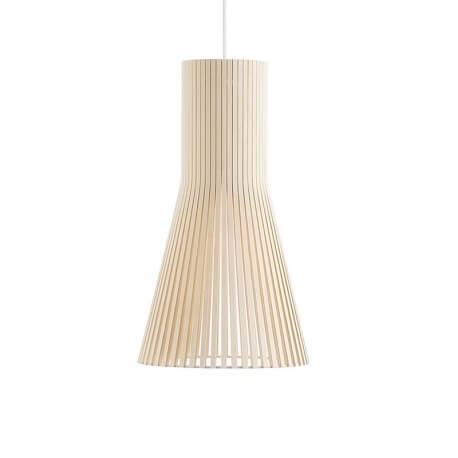 SECTO 4201 - suspension en bois ø 25 cm