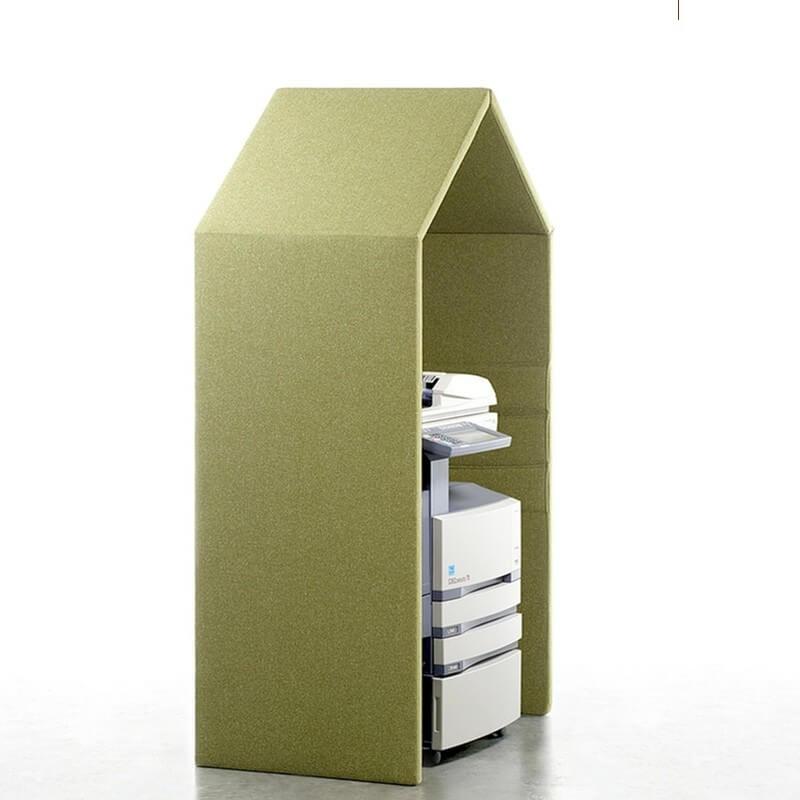 cloison acoustique cabane big d 39 alain berteau diteur abv. Black Bedroom Furniture Sets. Home Design Ideas