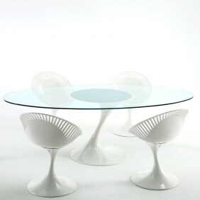 ATATLAS - table ovale 200 cm