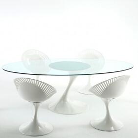 ATATLAS - table ovale 200 cm