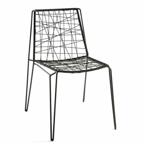 PENELOPE STRIP - 2 chaises