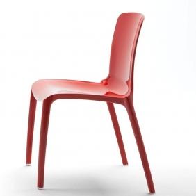 TIFFANY - chaise intérieur ou extérieur (lot de 2)