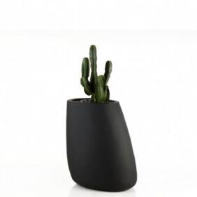 STONE - jardinière h70 cm