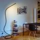 S7 - lampadaire noir