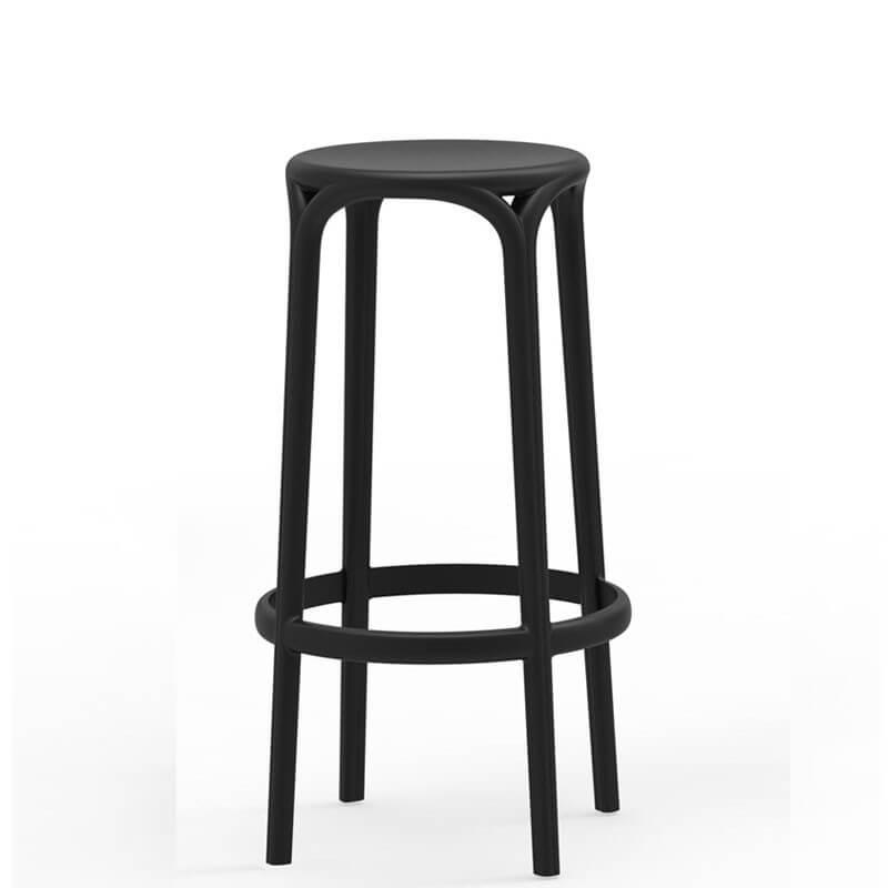 tabouret de bar brooklyn d 39 eugeni quitllet diteur vondom. Black Bedroom Furniture Sets. Home Design Ideas