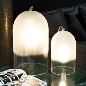 DEWY - lampe H28 cm
