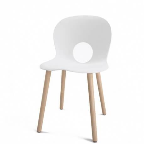 OLIVIA WOOD - 2 chaises