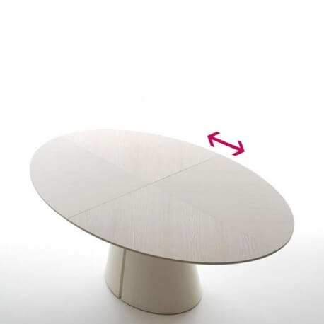 ADAGIO - table extensible 1m90 à 3m50