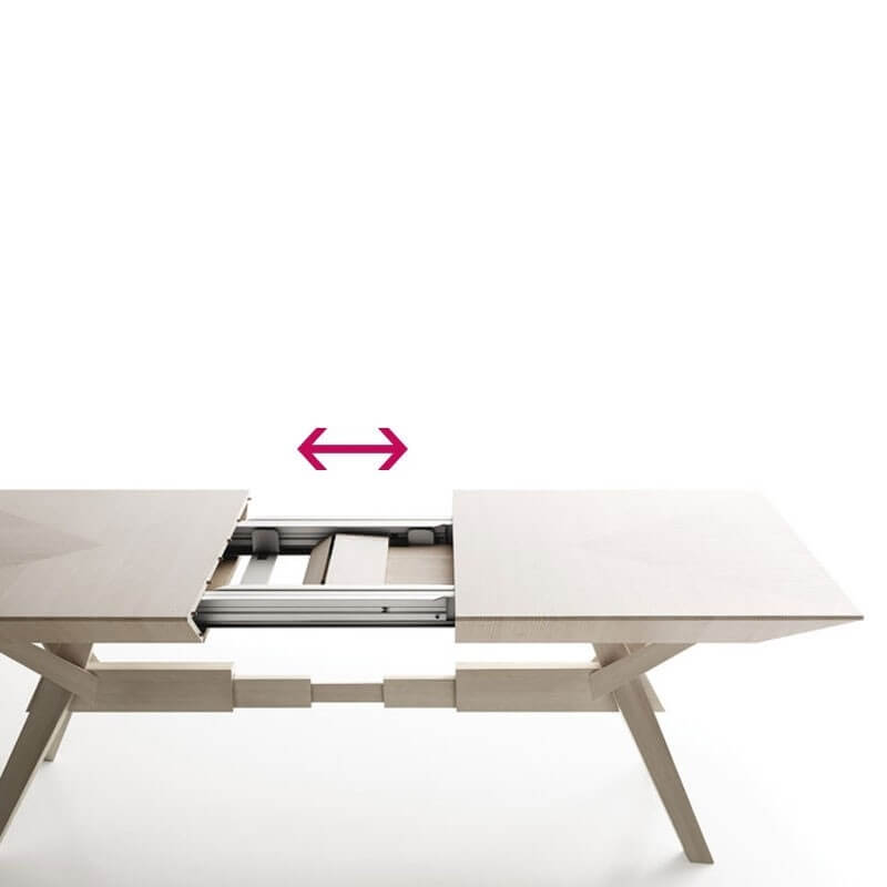 Table a rallonge pour 16 personnes perfect gnrique table for Table extensible 16 personnes