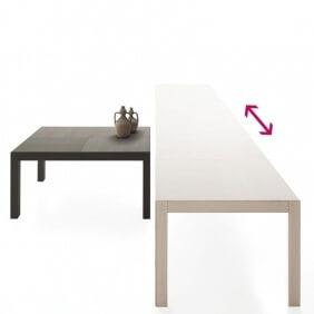 CONVIVIO - table extensible