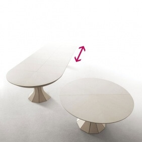 OPERA - table extensible 1m40 à 4m10
