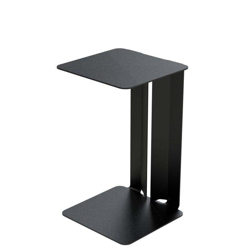 leste bout de canap mobilier d 39 appoint matiere grise. Black Bedroom Furniture Sets. Home Design Ideas