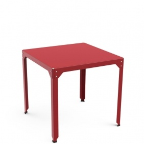 HEGOA - table carrée 79 x 79 cm