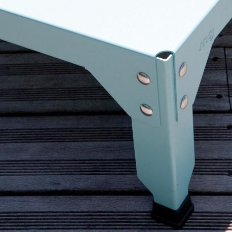 HEGOA - table extra basse 120 x 80 cm
