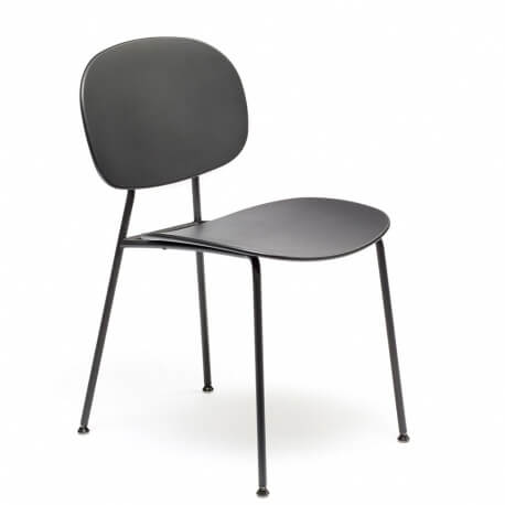 TONDINA - 2 chaises laquées