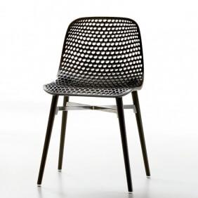 NEXT - chaise laquée unie