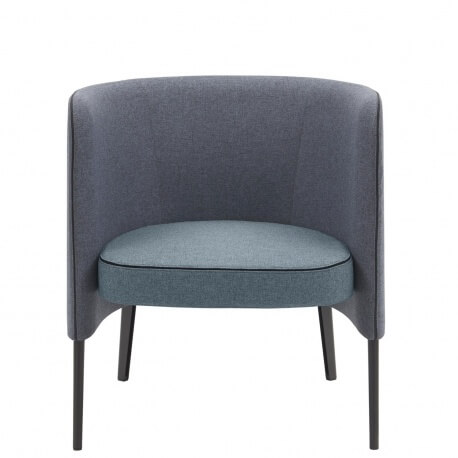 AGORA WOOD - fauteuil