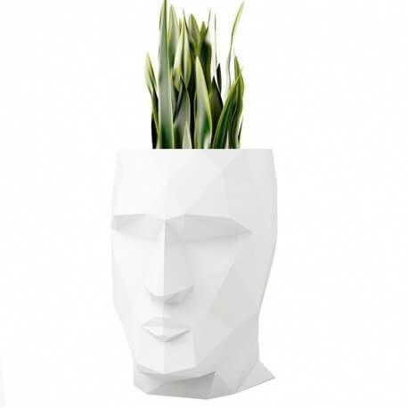 ADAN - jardinière H 42 cm
