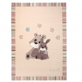 BEST FRIENDS - tapis enfant