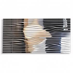 MIRAGE - miroir 99 x 50 cm