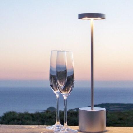 LUXCIOLE - lampe tactile H34 cm