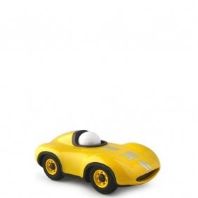 SPEEDY LE MANS - voiture jaune