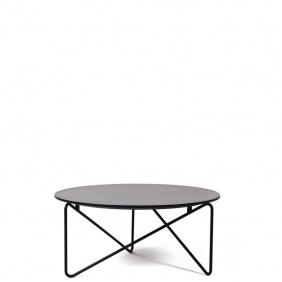POLYGON - table basse en Fenix ø 72 cm