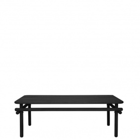 WOOMAR - table basse 100 x 60 cm