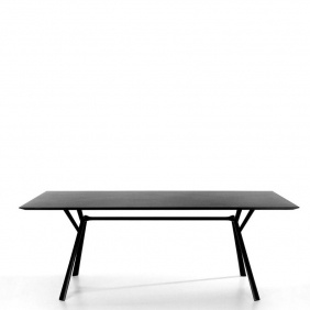 RADICE QUADRA - table 200 x 90 cm