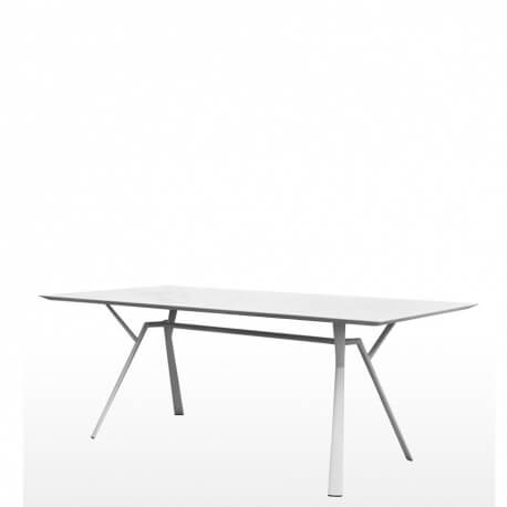 RADICE QUADRA - table 200 x 90 cm