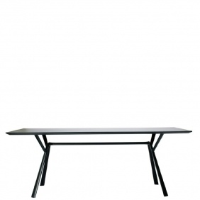 RADICE QUADRA - table 240 x 100 cm