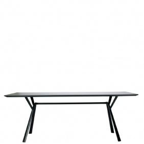 RADICE QUADRA - table 240 x 100 cm