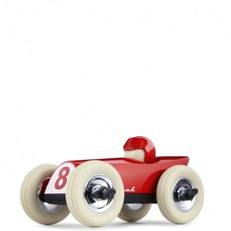 BUCK - voiture rouge