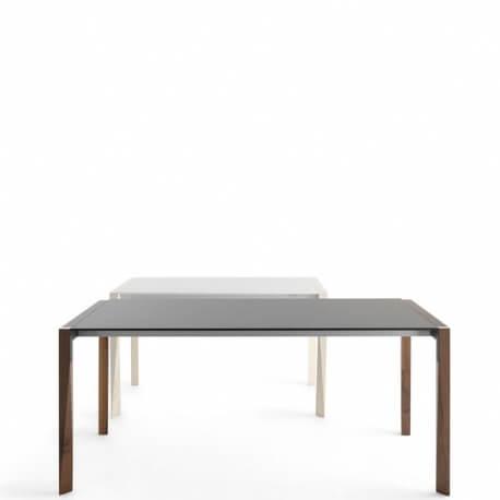 TANGO - table extensible Fenix noir