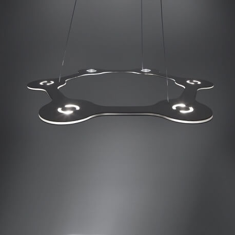 FLAT RING 6 - suspension ø 63 cm