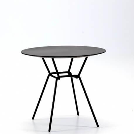STRAIN - table basse ø52 cm en Fenix