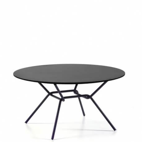STRAIN - table basse ø70 cm en Fenix