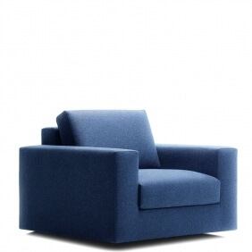 CLASSIC - fauteuil tissu Synergy